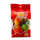 马来西亚LOT100一百份什果果汁软糖150g