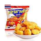 泰国卡啦哒carada香辣鸡味米球17g