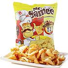 马来西亚进口膨化食品三美先生辣味香脆酥70g
