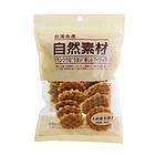 台湾自然素材牛奶格子饼干90g 进口饼干糕点