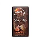 波兰进口 哇噢黑巧克力(可可含量70%)100g