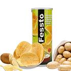 马来西亚Fessto菲思图酸奶油洋葱味薯片(膨化食品)160g