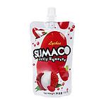 马来西亚素玛哥(Sumaco)荔枝味可吸果冻150g