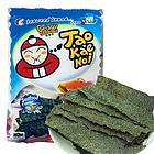 泰国老板仔(Taokaenoi)海鲜味海苔即食海苔卷32g