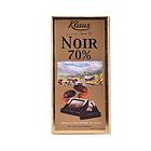 法国克勒司70%黑巧克力100g