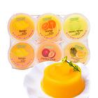 马来西亚可康cocan多口味果冻(含椰纤果)118g*6