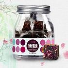 香港虎标玫瑰黑糖240克