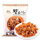 韩国慈恩岛贝壳脆 传统制果膨化食品休闲小零食120g