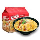 新加坡KOKA鸡汤味快熟面85g*5