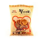 韩国慈恩岛猫耳型饼干120g