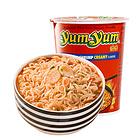 泰国养养牌酸辣虾味浓汤面(杯装)70g酸辣面方便面汤面