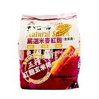 臺灣黑熊五糧紅曲玄米卷160g