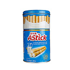 印度尼西亚爱时乐Astick香草牛奶味威化卷心酥330g