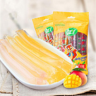 马来西亚高柔cozzo综合果味条形果冻240g