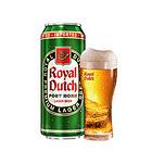 德国皇家骑士 5度淡爽黄啤酒500ml