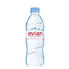 法国Evian法国依云天然矿泉水500ml
