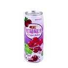 台湾Hamu-红葡萄汁饮料490ml