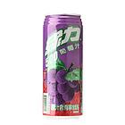 台湾绿力葡萄汁480ML
