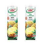 白俄罗斯艾贝100%菠萝汁1L