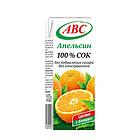 白俄罗斯艾贝100%橙汁200ML
