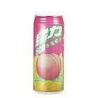 台湾绿力水蜜桃汁490ML 饮料水果汁果味饮料休闲饮品