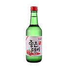 韩国好天好饮石榴味烧酒360ml