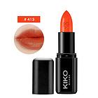 意大利KIKO 4系列 丰盈滋养口红/唇膏 #413亮橘色 3g