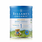 澳大利亞原裝進口Bellamy's貝拉米 嬰幼兒有機奶粉1段 900g/罐 新老包裝隨機發貨