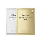 韩国JMsolution慈善面膜JM面膜新款金色+银色补水保湿
