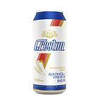 24瓶装德国进口 克雷斯顿(畅饮)啤酒 无醇啤酒 500ml