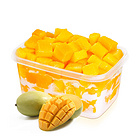【国货精品】榴芒一刻芒果千层盒子 约500g/盒,适合1-2人食用