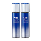 【香港直邮】韩国AHC B5玻尿酸水乳新款G6超越水乳两件套(130+130)ml