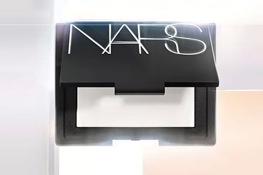 【香港直邮】美国NARS/纳斯 裸光蜜粉饼定妆粉饼 7g
