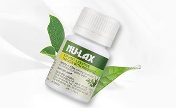 澳洲Nu-lax樂康膏片通便潤腸排毒養顏減肥瘦身 40片/瓶