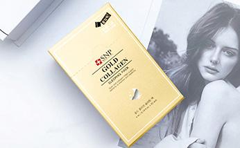 【香港直郵】韓國SNP黃金膠原蛋白睡眠面膜20支/盒