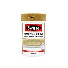 【香港直郵】Swisse 增強記憶力片50粒 緩解腦疲勞 提高記憶力