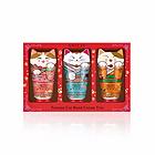 【中文标】中国台湾变脸猫unicat护手霜檀木40ML+茉莉40ML+依兰 40ML