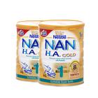 澳大利亚原装进口 Nestle雀巢婴儿奶粉 NAN HA 超级能恩1段 2罐装