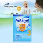 德國原裝進口 美樂寶 Aptamil愛他美 3段后續奶粉 10-12個月 1200g/罐
