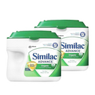 美國原裝進口 Similac雅培 有機1段 嬰幼兒奶粉 657g/罐*2