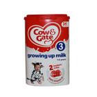 英国原装进口牛栏 新版3段婴儿奶粉 纯净奶源 国际品牌900g/罐