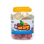 韩国Shany 新鲜水果果冻 三种口味 味道鲜美 营养丰富 1320g/罐
