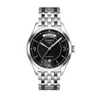 天梭Tissot 2014年新款男士时尚手表 精钢表带腕表 50米生活防水T0384301105700