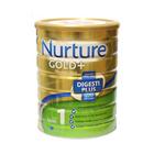 新西兰原装进口 HEINZ亨氏Nurture金装 婴儿配方奶粉一段 0-6个月 900g/罐