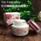 韩国 The Face Shop 红石榴胶原蛋白眼霜 保湿紧致 使肌肤鲜活光彩
