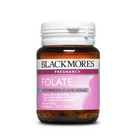 BLACKMORES 澳佳宝 Folate孕前孕期叶酸90粒/瓶 孕妇专用黄金营养素