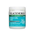 BLACKMORES澳佳宝 Fish Oil 深海鱼油软胶囊1000mg 200粒/瓶