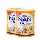 澳大利亚原装进口 Nestle雀巢婴儿奶粉 NAN HA 超级能恩2段 2罐装
