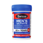 澳大利亚原装进口swisse Ultivite Men's 65+男性65岁以上复合维生素60粒