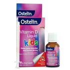 特卖(保质期至2016年12月)澳大利亚 Ostelin/奥斯特林 Ostelin Vitamin D Kids Liquid婴幼儿儿童液体维生素D滴剂促进钙吸收20ML